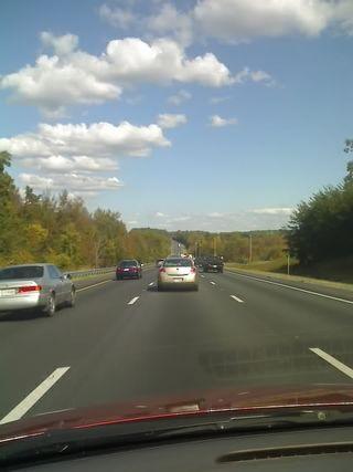 Hills in VA